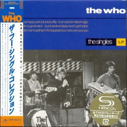 The Who - The Singles [2SHM-CD] (2015) [Japan]