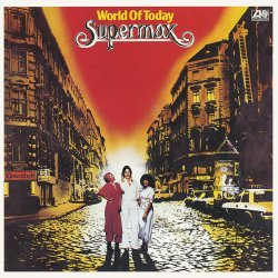 Supermax - World Of Today (1987)