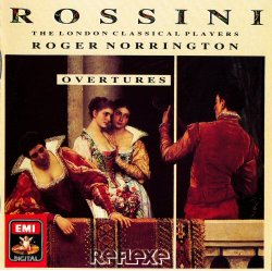 The London Classical Players Orchestra - Rossini - Overtures (1991)