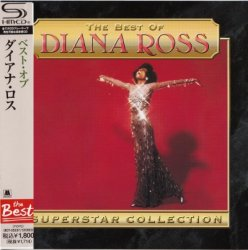 Diana Ross - The Best Of Diana Ross [SHM-CD] (2012) [Japan]