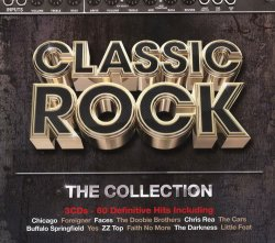VA - Classic Rock - The Collection [3CD] (2012)