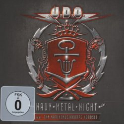 U.D.O. - Navy Metal Night [2CD] (2015)