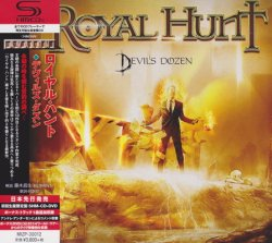 Royal Hunt - Devil's Dozen (2015) [Japan]