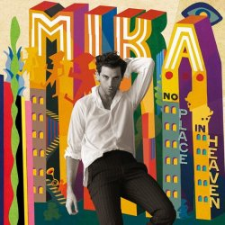 Mika - No Place in Heaven (2015) [Japan]