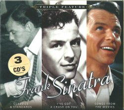 Frank Sinatra - Triple Feature [3CD] (2009)