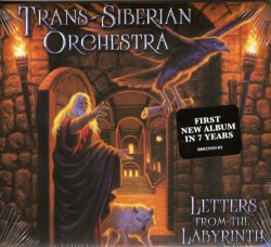 Trans-Siberian Orchestra - Letters From the Labyrinth (2015)