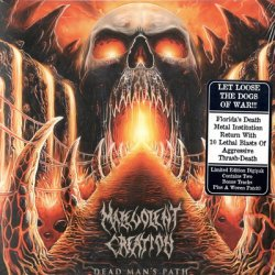 Malevolent Creation - Dead Man's Path [Ltd. Edition] (2015)