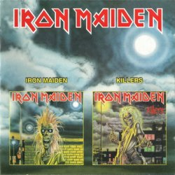 Iron Maiden - Iron Maiden / Killers (1980, 1981)