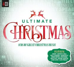 VA - Ultimate - Christmas - The Great Christmas Music [4CD] (2015)