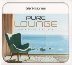 Blank & Jones - Pure Lounge - Chilling Club Sounds (2016)