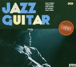 VA - Jazz Guitar - From The Famous Savoy Jazz Archives [3CD] (2005)