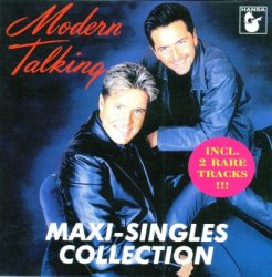 Modern Talking - Maxi-Singles Collection (2001)
