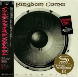 Kingdom Come - In Your Face [SHM-CD] (2013) [Japan]