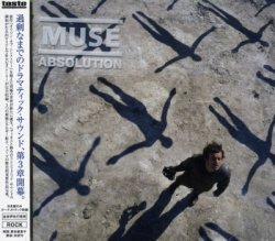 Muse - Absolution (2003) [Japan]