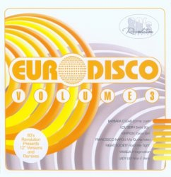 VA - 80's Revolution - Euro Disco Volume 3 [2CD] (2013)