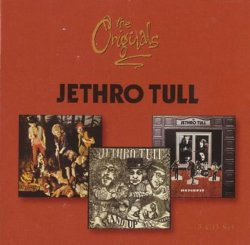Jethro Tull - The Originals [3CD] (1998)