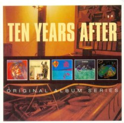 Ten Years After - Original Album Series [5CD] (2014)
