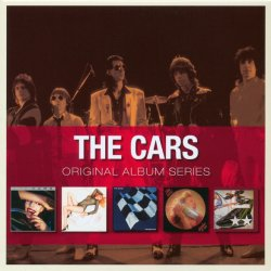 The Cars - Original Album Series [5CD] (2012)