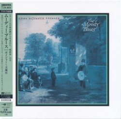 The Moody Blues - Long Distance Voyager [SHM-CD] (2014) [Japan]