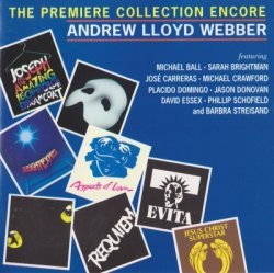 Andrew Lloyd Webber - The Premiere Collection Encore (1992)