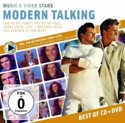 Modern Talking - Music & Video Stars - Deluxe Edition (2013)