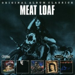 Meat Loaf - Original Album Classics [5CD] (2015)
