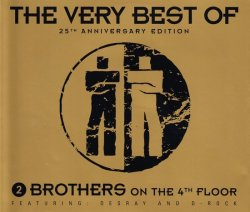 2 Brothers On The 4th Floor - The Very Best Of [2CD] (2016)