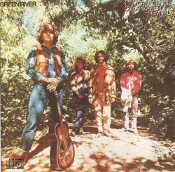 Creedence Clearwater Revival - Green River (1996)