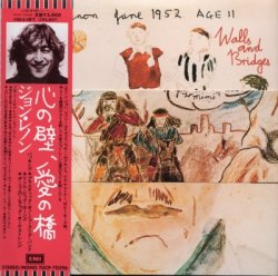 John Lennon - Walls And Bridges (2007) [Japan]