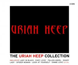 Uriah Heep - The Uriah Heep Collection [3CD] (2010)