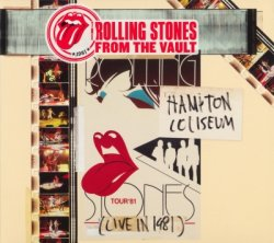 The Rolling Stones - Hampton Coliseum - Live In 1981 [2CD] (2014)