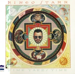Ringo Starr - Time Takes Time (1992) [Japan]