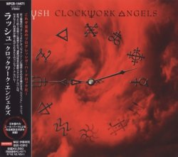 Rush - Clockwork Angels (2012) [Japan]