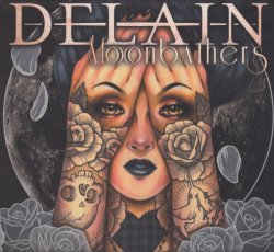 Delain - Moonbathers - Limited Edition [2CD] (2016)