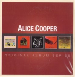 Alice Cooper - Original Album Series [5CD] (2012)