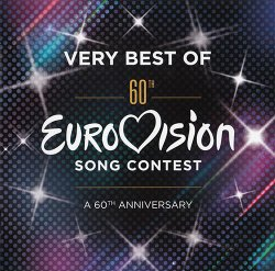 VA - Very Best Of Eurovision Song Contest - A 60th Anniversary [2CD] (2015)