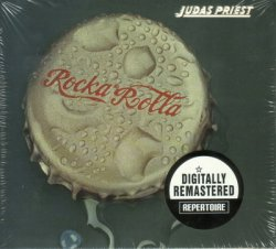 Judas Priest - Rocka Rolla (1974) [Edition 2011]