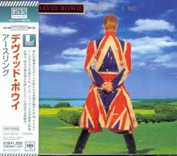 David Bowie - Earthling (2013) [Japan]