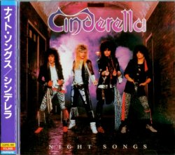 Cinderella - Night Songs (1986) [Japan]