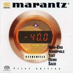 VA - Marantz Hi-End Audiophile Test Demo CD (2000)