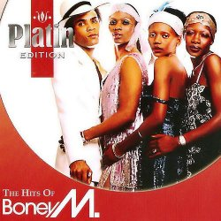 Boney M - The Hits Of Boney M - Platin Edition (2011)