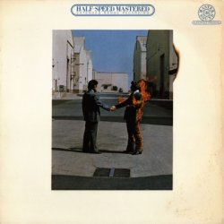 Pink Floyd - Wish You Were Here (1975) [Released 1980] [Vinyl Rip 24bit/96kHz]