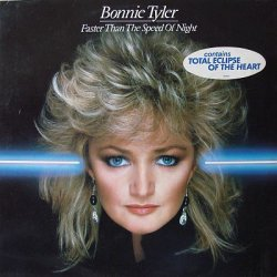 Bonnie Tyler - Faster Than The Speed Of Night (1983) [Vinyl Rip 24bit/96kHz]