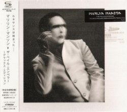 Marilyn Manson - The Pale Emperor [SHM-CD] (2015) [Japan]