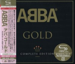 ABBA - GOLD [2CD] [Japan] (2008) [SHM-CD]