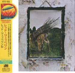 Led Zeppelin - Led Zeppelin IV (1971) [Edition Japan 2012]