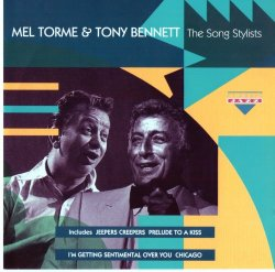 Mel Torme & Tony Bennett - The Song Stylists (1993)