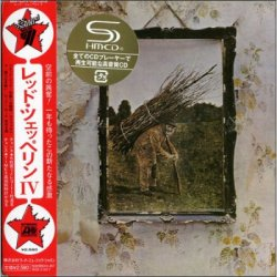 Led Zeppelin - Led Zeppelin IV (1971) [Japan Remastered 2008 SHM-CD]