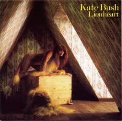 Kate Bush - Lionheart (1978) [Edition 1990]