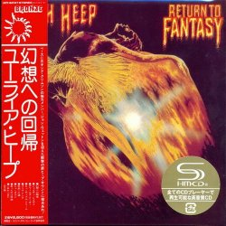 Uriah Heep - Return To Fantasy (1975) [Japan SHM-CD 2011]